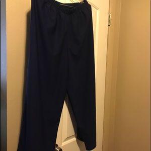 Wide Leg Pants Size 16W